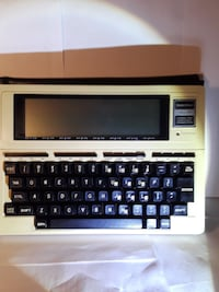 Trs-80 model#100 works great in excellent con. Wheaton, 60187