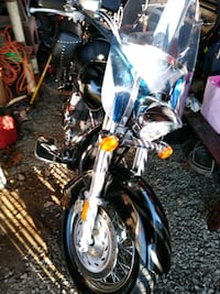 black and silver cruiser motorcycle Portland, 97266