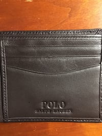 Genuine Italian Leather Ralph Lauren Wallet Herndon, 20170