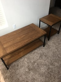 Coffee and End Table El Paso, 79938