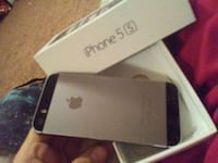 black iPhone 5s with box Morristown, 37814