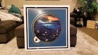 Wyland *Dolphin Paradise* numbered framed signed print Sherwood, 97140