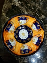 Turkish coffee cup with saucer 12Pcs Boise, 83703