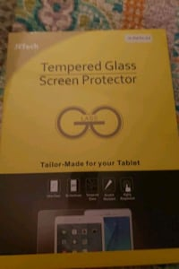 Glass protector for iPad pro