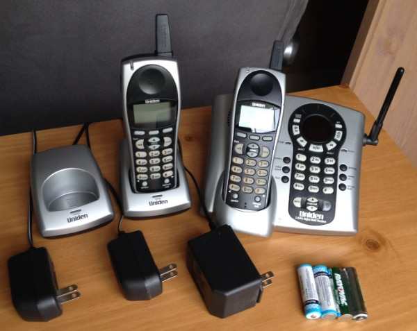 Home Phone System With 2 Handsets