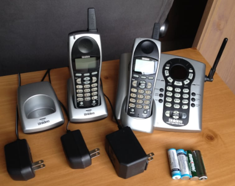 Home Phone System With 2 Handsets 7e65f7fc-2f46-4871-a0a8-4c11c3148497