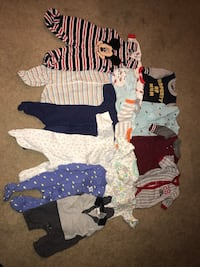 toddler's footie sleeper lot Fairfield, 94534