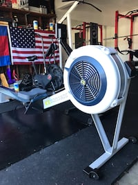 Concept2 Model D w/ PM5 from Rogue Fitness (Like New) Rower