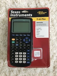 TI-83 Plus graphing calculator  Bethesda