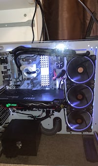 Water Cooled Gaming Rig Silver Spring, 20903