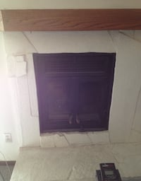 Took out fireplace in my condo
