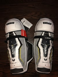 CCM ultra tacks new shin guards Caledon, L7C 3R5