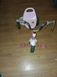 toddler's pink and white trike Hot Springs, 28743