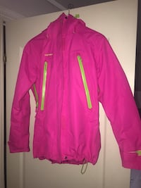 rosa zip-up jakke Kokstad, 5257