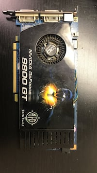 nvidia geforce 9800 gt graphics card
