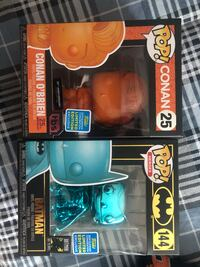 Summer convention funkos (SDCC2019) Mississauga