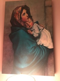 Mary and baby Jesus Belcamp, 21017