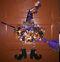 Halloween Witch Hat Decor Melrose Park, 60160