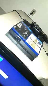Ps4 w/ games Fort Myers, 33907