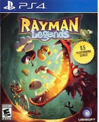 Rayman legends PS4 Stathelle, 3960