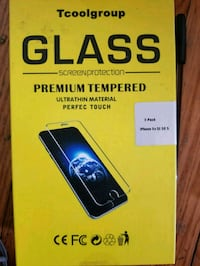 IPhone 5S/SE/5C/5 Screen Protector 2-Pack Parkersburg, 26101