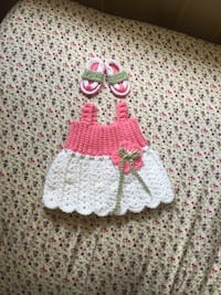 Crocheted NB Orlando, 32822