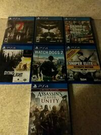 Ps4 games pick one take one Little Chute, 54140