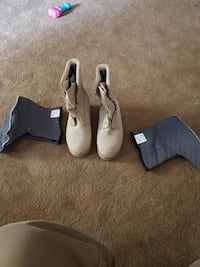 Army Cold Weather Boots w/Gortex lining Mount Joy, 17552