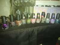 assorted-color of nail polish bottle lot Springfield, 97477
