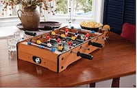 NEW! 20-Inch Table Top Foosball/Soccer Game Calgary, T3G 1J6