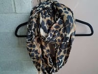 Cheetah Print Infinity Scarf District Heights, 20747