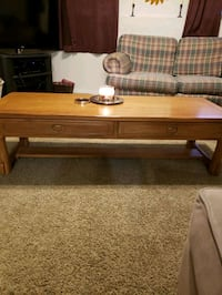 Beautiful,  wooden coffee table Laurel, 20723