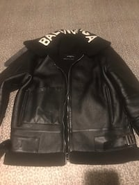 Warm men's Balenciaga coat for sale  Mississauga, L5W