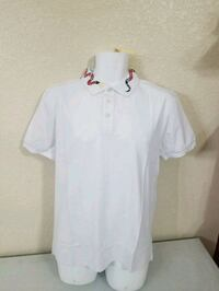 White Gucci polo shirts  San Antonio, 78245