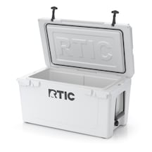 Rtic 65 Cooler w/divider & trays