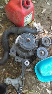 350 Chevy Air Compressor, pulley & bracket ? Jackson
