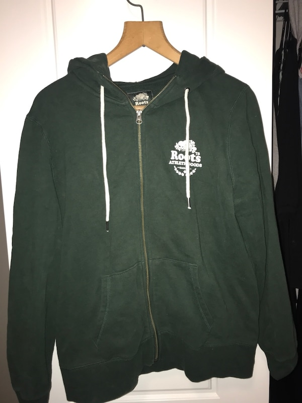 51d620f6cb323f Used Green roots sweater for sale in Lethbridge - letgo