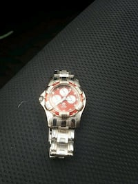 Red relic watch (wet) water