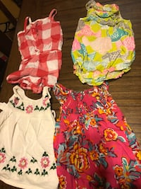 Girl's assorted clothes Pharr, 78577