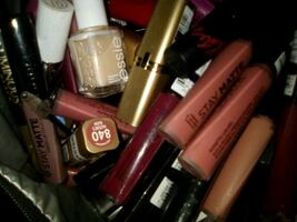 New Make up 50%off!!    $20 will buy you 10 small items or $2.50 ea