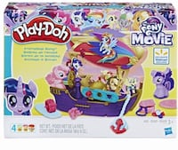 My Little Pony (The Movie) Play-Doh San Gabriel, 91775
