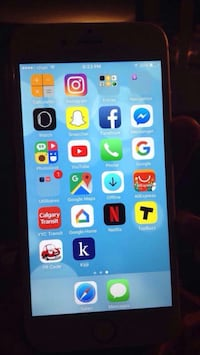 iPhone 6(64GB) perfect condition used just for 8 months blocked to Telus