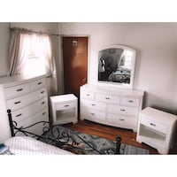 Complete Bedroom Furniture Set Wanaque, 07465