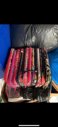 assorted-color-and-pattern cloth lot 15 km