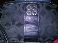 Black coach clutch 3127 km