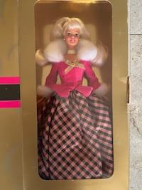 Barbie Mattel winter rhapsody  Bradford West Gwillimbury, L3Z 0X4