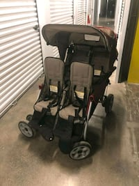Foundation 4 quad stroller Toronto, M2R 3N8