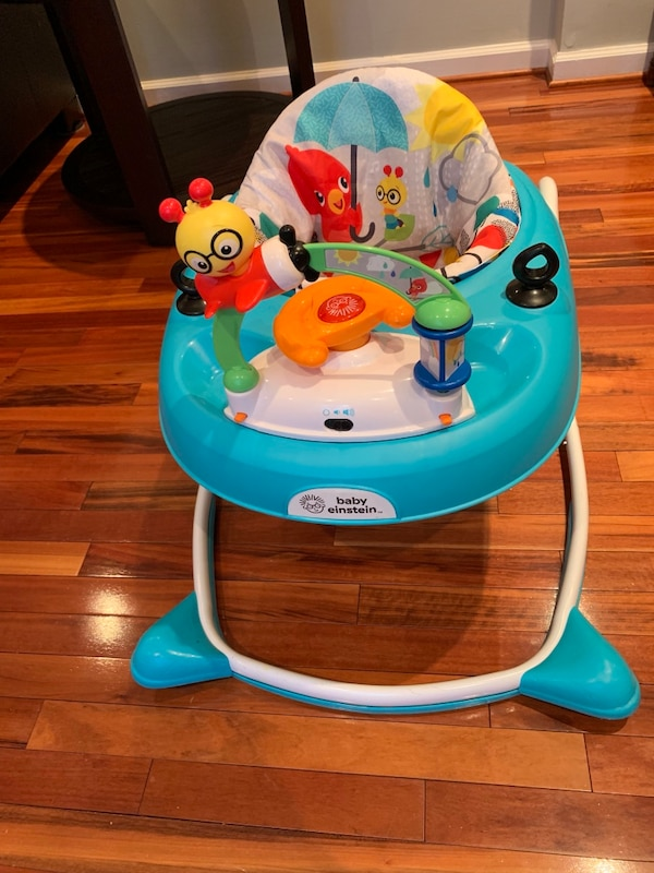 Baby Einstein walker