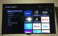 50 inch Roku tv  Apple Valley, 92307