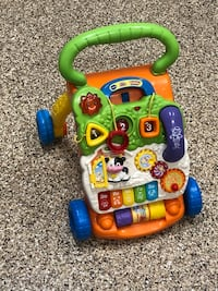 Vtech sit to stand learning walker Irvine